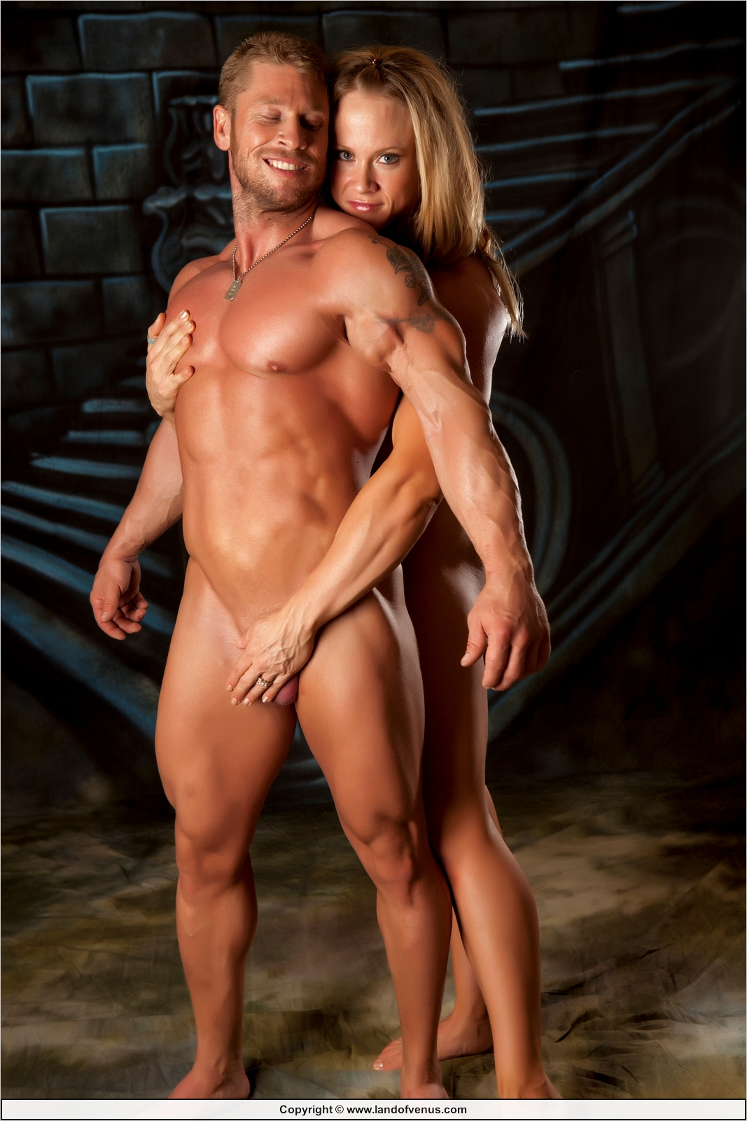 Female muscle free porn