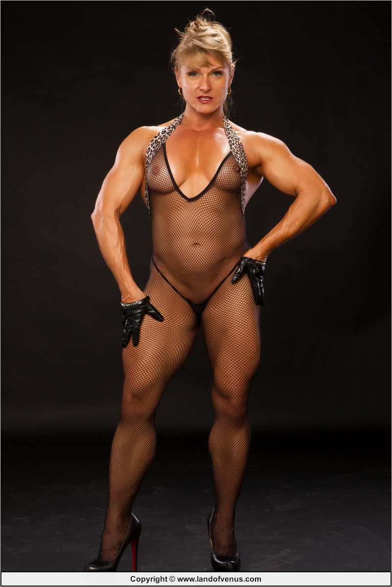 Body builders female