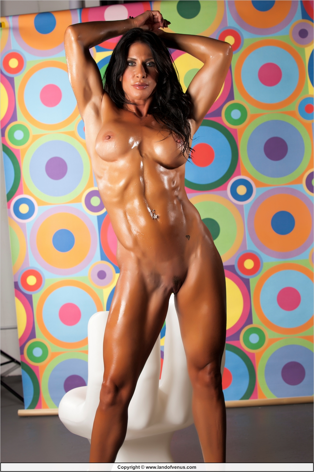 Free female bodybuilders porn movies