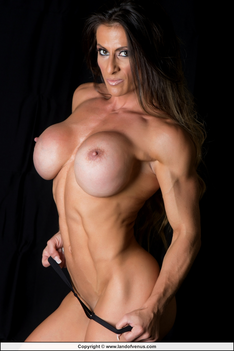 Way she female bodybuilder porn holy fucking