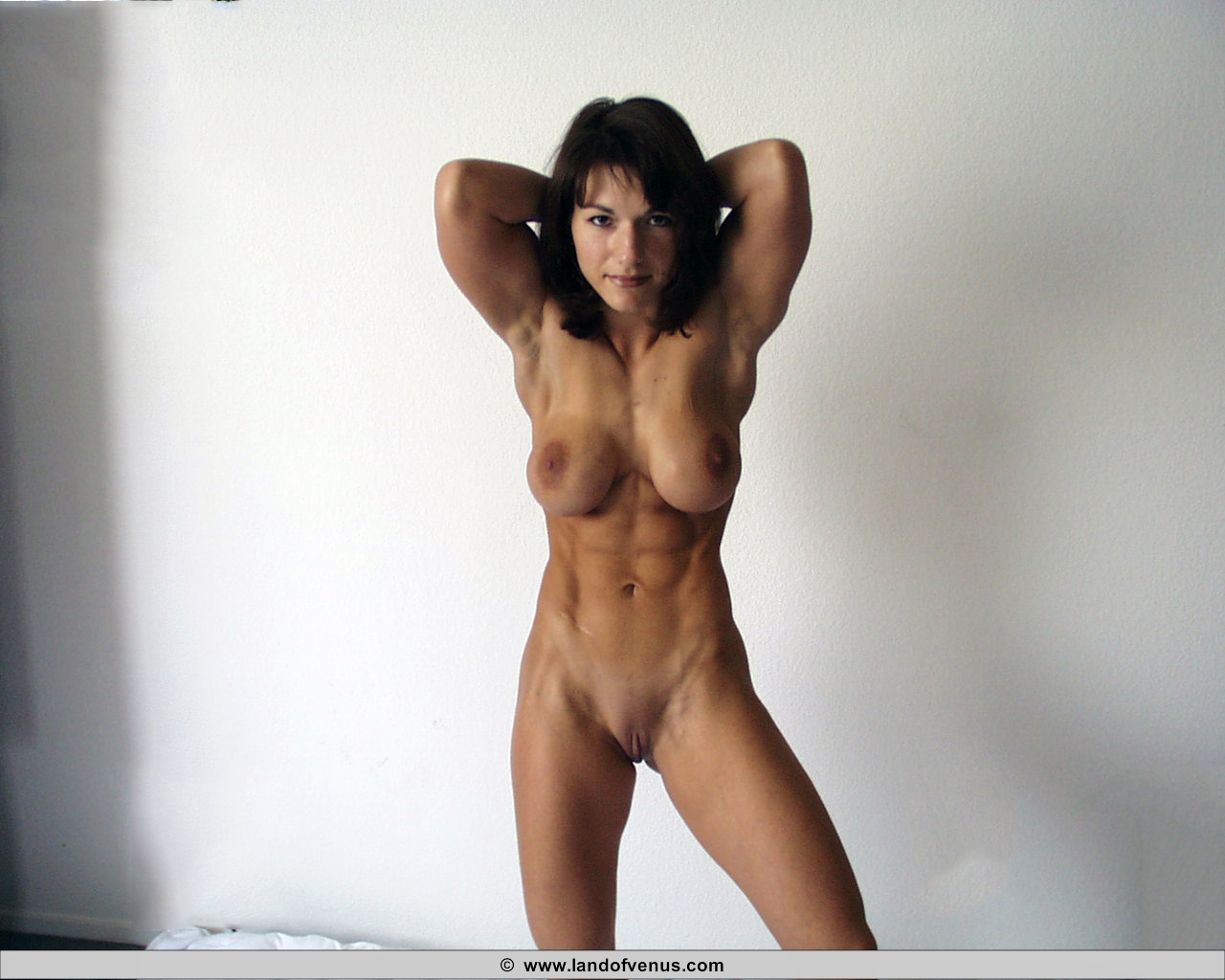 Nude female fitness video clips free